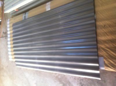 ColourBond Iron roofing sheets Wood Grey1.8- 5.4 Metre lengths $8.00 L/M Inc GST