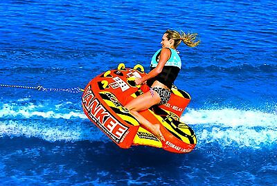 WOW Watersports YANKEE COUPE - Inflatable Tube Biscuit Water Toy