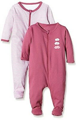 (TG. null) NAME IT NITNIGHTSUIT ZIP W/F NB G NOOS, Pigiama Bimbo 0-24, Multicolo