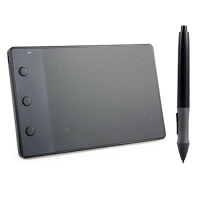 Huion Write Drawing Graphics Design Art Tablet with USB Wireless Digital Pen