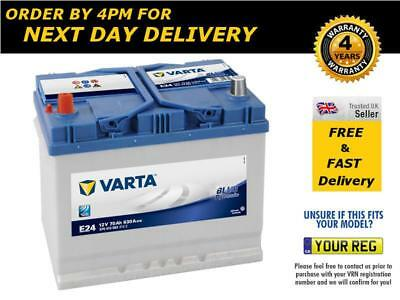 S4027 Heavy Duty Silver Calcium Bosch Car Van Battery Type 069 Next Day Delivery