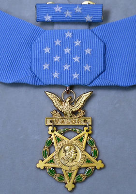 Cased US WW2 Congressional Order, Army medal of honor Rare!!  NovemberSale