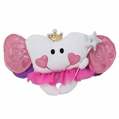 Tooth Fairy Crown Princess Doll Pillow