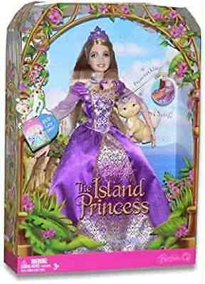 Barbie as The Island Princess - Singing Princess Luciana by Mattel