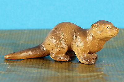 Schleich Retired 2001 Otter 14225 circa 1995 made in Germany VGC