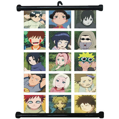 sp210787 Naruto Japan Anime Home Décor Wall Scroll Poster 21 x 30cm