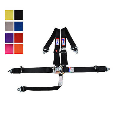Rjs Racing Sfi 16.1 5Pt Latch & Link Pull Up Lap Belt Harness Any Color