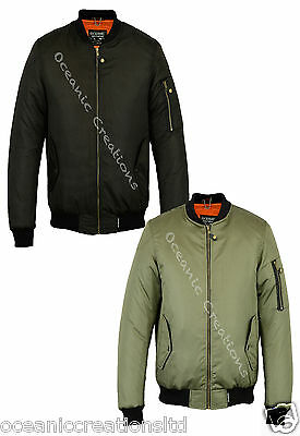Mens Motorcycle Motorbike Waterproof Bomber Jacket CE Armorured Flight Scooter