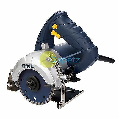 Professional 1250W Wet Stone Cutter 110mm GMC1250 Ceramic Marble Granite