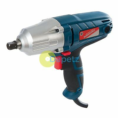 """Heavy Duty 400W Electric 1/2"""" Impact Wrench 230 Volts Torque Socket Power Tool"""