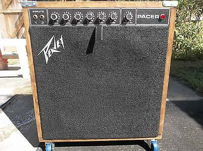 peavey pacer 1974  super rare works great custom made beautiful one of a kind
