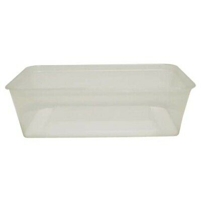 Rectangular Container 650Ml 50/Pk 10Pk/Ctn