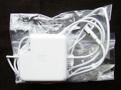 "New Original Apple 85w MacBook Pro 15"" 17"" Magsafe Charger Power Adapter A1343"
