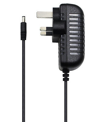 myVolts Ripcord USB to 6V DC Power Cable Compatible with The Numark NuVJ DJ Controller