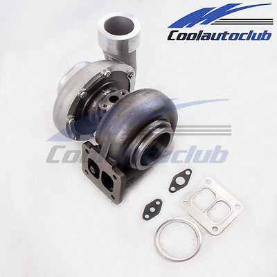 Universal GT45 Turbo T4 T66 Wet Float A/R .66 A/R 1.05 V-band Turbocharger