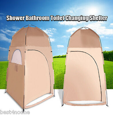 Collapsible Shower Bathroom Toilet Changing Room Shelter for Outdoor Activity