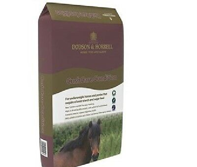 Dodson & Horrell CushCare Condition 18kg Horse Food-Feed