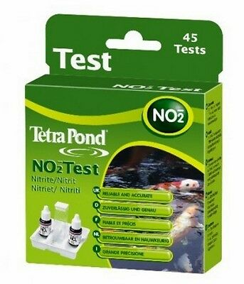 TetraPond Nitrite (NO2) Test Kit For Pond Water #14L347