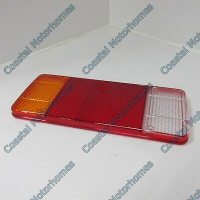 Talbot Express Fiat Ducato Rear Box Light Lens Citroen C25 Peugeot J5 Reverse