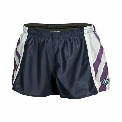 Melbourne Storm Classic Hero Rugby League Footy Shorts BNWT Clothing