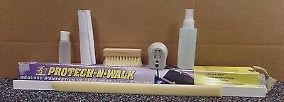Protect N Walk Deluxe Treadmill Care Kit Reduce Costly Repairs 24 Inch Belt