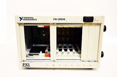 National Instruments NI PXI-1000B 8-Slot 3U PXI Chassis