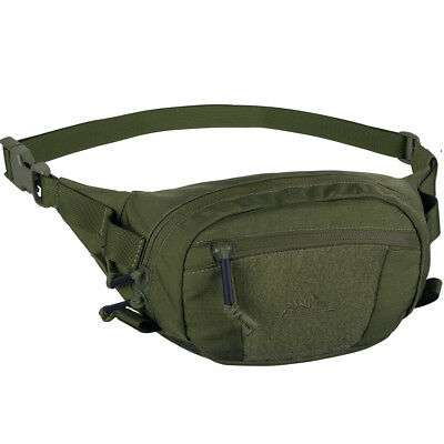 Helikon Possum Waist Pack Hiking Outdoor Expedition Purse Casual Bag Olive Green