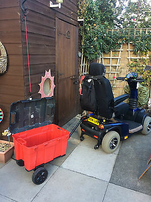 Trailer For mobility scooter / wheelchair / Pushbike