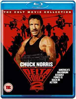 Delta Force 2  Blu-Ray NEW
