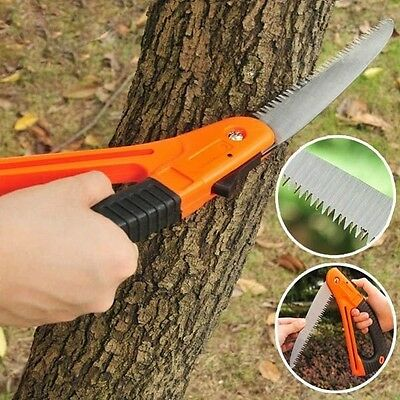 Gardening Pruning Foldable Hand Saw Household Woodworking Tree Branch Cutting To