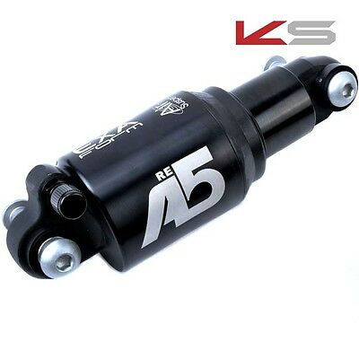 KS A5- RE 125 150mm bicicleta bici Trasero Descargas para Downhill