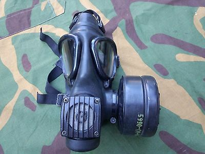 Serbian Special Forces Gas Mask