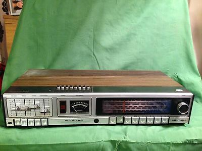 Vintage 1970's Grundig RTV 901 4D 4 Band Stereo HiFi Receiver
