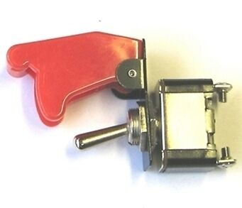 LMA Heavy Duty Motorsport Flip Top On/Off Switch, Screw Terminals 25 AMP (758)