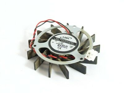 Adda 2 Broches 55mm Radial Nvidia GeForce 7800GT Cartes graphiques Fan Fan