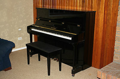 Kohler & Campbell vertical piano in excellent condition in Brisbane QLD