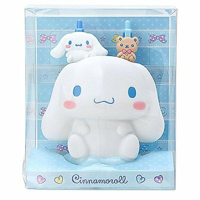 Cinnamoroll character-shaped pen stand set