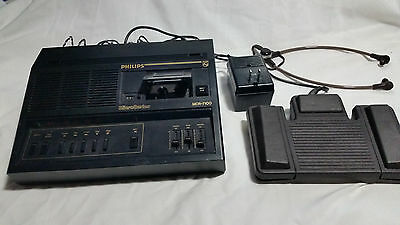Philips MicroSeries MCR-7100 micro cassette player