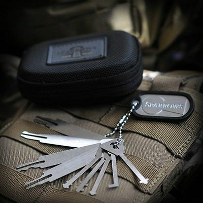 Sparrows Wafer & Warded Pick Set