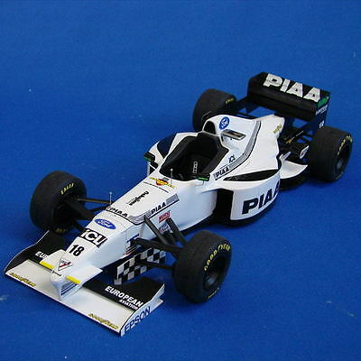 Studio27 FK20263 1:20 Tyrrell 025 1997 resin kit