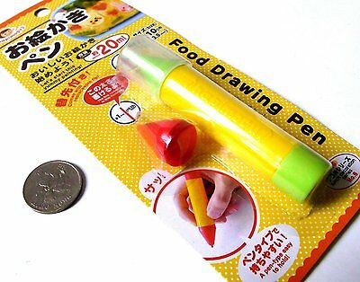 Bento Cake Drawing Writing Painting Pen 20ml (2 x 10cm) wi replaceable tip i0055