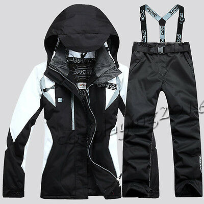 2016 Women Snow Suits Winter Waterproof Snowboard Ski Windproof Jacket Pants