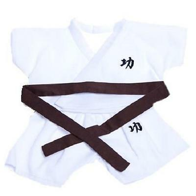 "8"" Karate Martial Arts Suit Fits 8"" -10"" (20Cm) Teddy Bears"