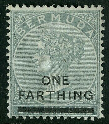 Bermuda  1901  Scott # 26  Mint Lightly Hinged VF