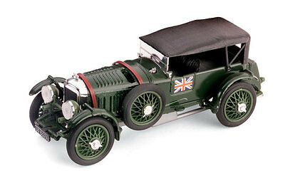 Bentley Speed Six (Close) 1930 1:43 BRUMM