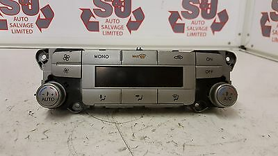 Ford Mondeo Mk4 Digital Climate Control Panel Heater 7S7T18C612Ah Id6198