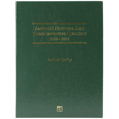 America The Beautiful Commemorative Quarter Folder LCF39D