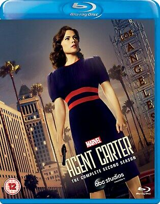 Marvel's Agent Carter: The Complete Second Season [Blu-ray]