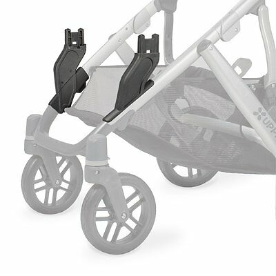 *NEW* UPPAbaby VISTA Lower Adapters (for VISTA 2015-later)