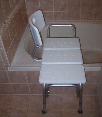Shower Chairs For Elderly Medical Disabled Handicapped Bath Bathtub Seat Bench